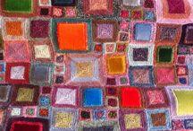 Textile arts / Amazing pieces of textile art