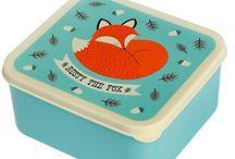 Boîtes et Lunchbox