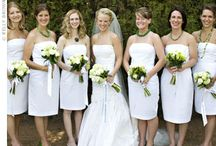 The Bridesmaid Wore White / by The Bride's Maids Shop