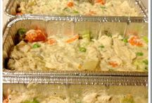Make-Ahead Freezer Meals / by Taylor Newman
