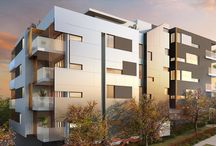 Great looking unit developments / Marketing ideas for real estate