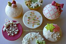 Vánoční perníčky a muffinky