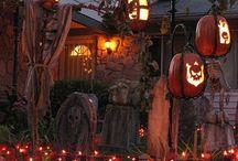 Halloween Pallet Ideas / Halloween pallet projects and halloween pallet pumpkin ideas.