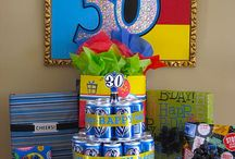 Birthday ideas / by Patricia Walters