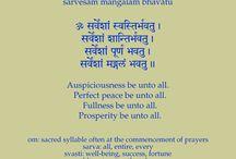 Sanskrit translated