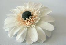 kwiaty z cukru