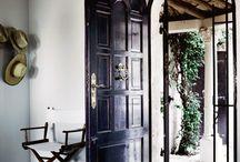 Doors-Windows-Floors-Ceiling-Walls / by Emily Neal