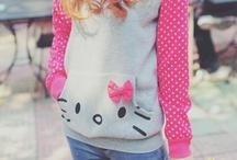 Hello Kitty / by Noesje