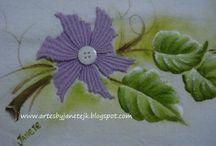 pintura em tecidos