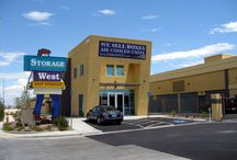 Rhodes Ranch / Storage West Self Storage Rhodes Ranch is a self-storage facility located in Las Vegas, Nevada.  7650 South Durango Drive, Las Vegas NV 89113 702-616-2440