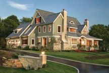 Dream homes! / I plan on having multiple houses
