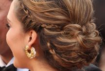 Hair styles / For bride and bridesmaids