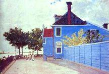 ONTWERP / Over houtbout, architectuur en ontwerpen die Het Blauwe Pand inspireren