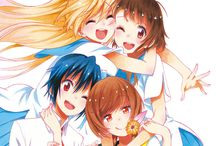Nisekoi stuff / Welcome to my Nisekoi board!    Im currently reading the manga version, Ill probally watch the anime someday too!  Oh, and..  My cheers goes totally for Kosaki Onodera x]  Enjoy!