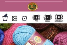How to read a yarn/wool label