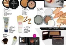 Catálogo Make-Up, Junio 2013