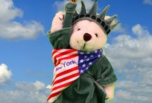 Statues of Liberty / Fun Statue of Liberty souvenirs from our latest family trip to New York City / by Travel for Kids