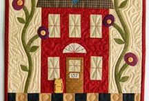 wallhanging quilts