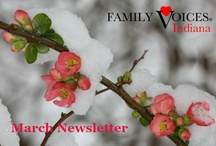 Newsletters / Information for families and professionals