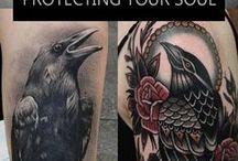 Müthiş dövmeler