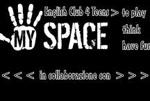 Exch@nge Summer Camp + English Club My Space + Uncover @ Budrio