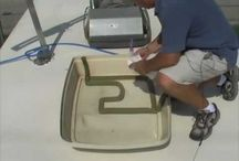 Fifth wheel maintenance