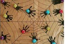 spider hands