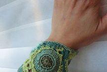 gehäkeltes Armband