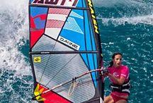 Windesurffing