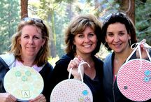 Ladies Craft day ideas for 8