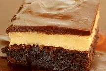 Amazing brownie and bar recipes / by Carolyn