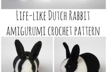 rabbits crochet