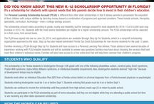 Gardiner Scholarship/Step Up For Students