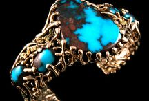 Turquoise / Turquoise, Turquoise, Turquoise (My beautiful birthstone) / by J Sloan