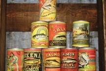 Food | Fish & Seafood / by Susan Godfrey