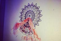 Tattoo work / Tattoo