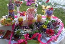 Candy Tables for Inspiration