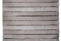 Grå, sorte og brune mursten / Grå, sorte og brune kvalitetsmursten fra Wienerberger