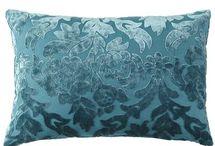 Pillows / by Penny Nevarez
