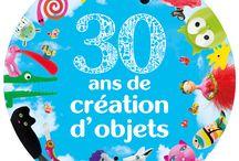 30 ans de créations / En 2015, Pylones fête ses 30 ans de création en France.