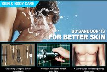 men's fitness and grooming / by mitchell rendon