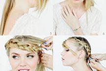 Hair braid styles