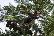 Envie de... sport / Les Cévennes offrent de nombreuses activités en plein air et en pleine nature.