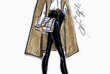 Fashion design & Inspiration