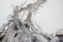 Abstractes / Fraben, Muster