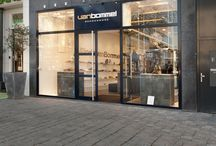 van Bommel schoenmode winkels / Een impressie van de van Bommel winkels in Breda.