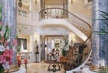 Interiors Neo Classical