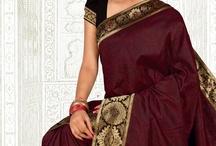Silk Sarees / Latest Stylish And Graceful Silk Sarees Collection.