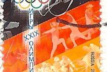 Rusia Rusya stamp