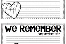 Kindergarten - September 11 - Patriot Day